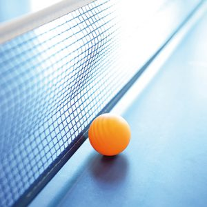 Tischtennis Bälle